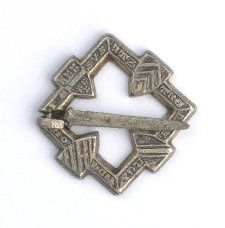 Full: Front Silver brooch, square in shape, decorated with eight heraldic shields including the royal arms of England Beauchamp, de Clare and de Bohun. © The Trustees of the British Museum Medieval Jewelry, Ancient Jewelry, Antique Jewelry, Medieval Art, Museum Shop, Silver Brooch, Museum Collection, 14th Century, Detailed Image