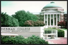 Dedman College SMU Southern Methodist University Dallas Texas