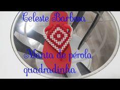 Manta pérola quadradinha - YouTube