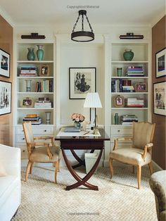 The Detailed Interior: Decorating Up Close with Cullman & Kravis: Elissa Cullman  love the open space on the shelves