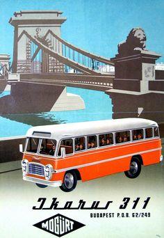 Kezdetleges retusálások, unatkozó jegesmedvék és a háttérben lófráló munkások színesítették a az Ikarusok, illetve Csepelek reklámfotóit, de túl azon, hogy némelyikük már-már művészi igényességgel készült, a magyar járműipar letűnt korszakának is emléket állítanak. Összegyűjtöttük a legérdekesebb prospektusokat és Retro, Bugatti, Budapest, Cars And Motorcycles, Road Trip, Marvel, History, Vehicles, Busse