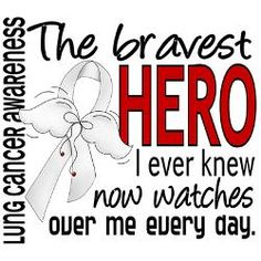 lung cancer quotes | bravest_hero_i_knew_lung_cancer_oval_car_magnet.jpg?height=250&width ...
