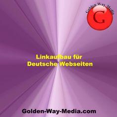 Linkaufbau für Deutsche Webseiten Link, Marketing, Movie Posters, Christmas Deals, Noel, The Last Song, Website, Weaving, German