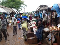 Maramba Market #Livingstone #Zambia