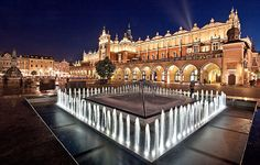 Cloth Hall, Main Square, Cracow, Poland