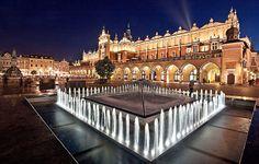 Cloth Hall, Main Square, Cracow, Poland
