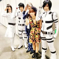 #reika arikawa #rei kaname ##yuegene fay # #cosplay #afasg