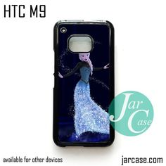 Elsa Changing Dress Phone Case for HTC One M9 case and other HTC Devices
