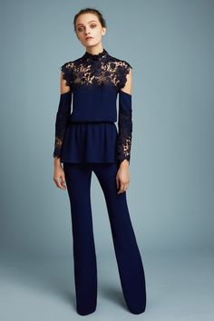 """""""In A Different Life… Dormé working for the Freedom Front on Naboo ❂ Reem Acra, Pre Fall 2017"""" In a galaxy far, far away but in a different life… after succeeding liberating Naboo from the Trade..."""