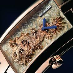 Harry WInston Dragon Watch