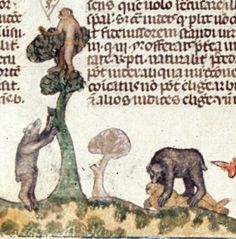 When You Least Expect It… Expect BEARS!!! (Mmm… Marginalia #83)