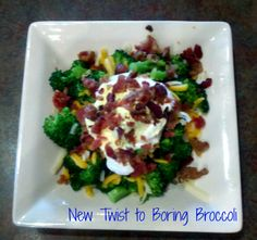 Low Carb Restaurant Choices: New Twist on Boring Old Broccoli #LowCarb | TravelingLowCarb.com - Low Carb Diet Tips for Busy People