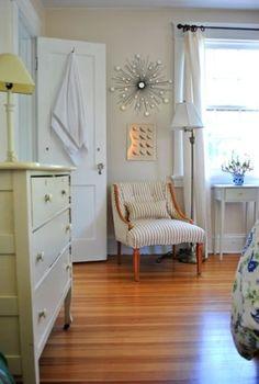 Lovely & Light Bedroom by bettie