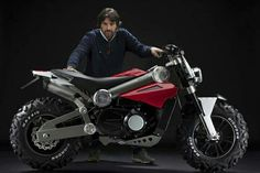 Meet Brutus: The Hummer of motorcycles!
