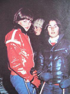Teenage Lady Diana Spencer