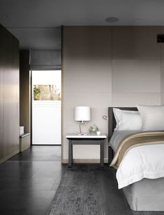 Interior design project in Berkshire - Gregory Phillips Residential Architect, Residential Interior Design, Architect Design, Luxury Interior, Interior Architecture, Small Room Bedroom, Small Rooms, Home Decor Bedroom, Master Bedroom