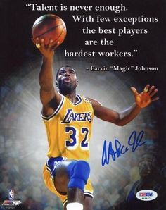LAKERS MAGIC JOHNSON SIGNED AUTHENTIC 8X10 PHOTO AUTOGRAPHED CERTIFICATE OF AUTHENTICITY PSA/DNA #4A54976 by Press Pass Collectibles. $59.99. LAKERS MAGIC JOHNSON SIGNED AUTHENTIC 8X10 PHOTO AUTOGRAPHED PSA/DNA #4A54976