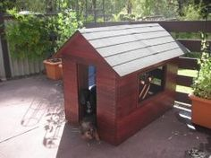 DIY Doghouse Plans