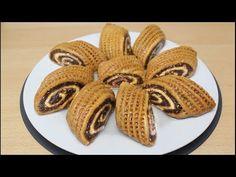 ZIRVE YAPAN EFSANE TATLI TARIFI - YouTube Bread Shaping, Mousse Cake, Iftar, Beautiful Cakes, Cake Cookies, Waffles, French Toast, Food And Drink, Cooking Recipes