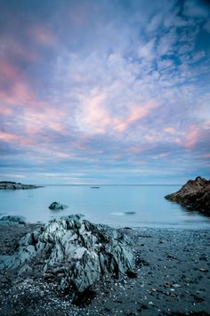 Bic National Park - Canada (by Maxime Gagnon) Canada National Parks, St Lawrence, Landscape Photos, Road Trip, River, World, Sunsets, Beach, Nature