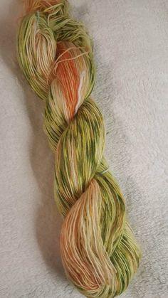 Sockenwolle 4 Fach langer Verlauf Sheep, Threading, Handarbeit
