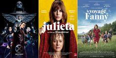 Les sorties Ciné de la semaine du 18 Mai 2016 en vidéo