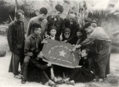 Partisans Việt Minh. Province de Bắc Ninh - 1953