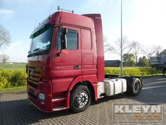 For sale: Used and second hand - Tractor unit MERCEDES-BENZ 1841 LS #trucks at #kleyntrucks