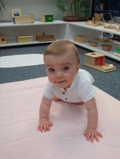 """The Montessori Movement Mat..."" from the MariaMontessori.com blog."