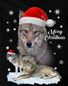 Shop Big Bad Wolf Gifts online | Spreadshirt |Big Bad Wolf Christmas