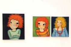 The works of Youk Shim-won @ Art Fair Tokyo 2013     © GalleryAM Co., Ltd