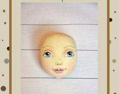 PDF pintacaras de muñeca de trapo costura Tutorial por NilaDolss
