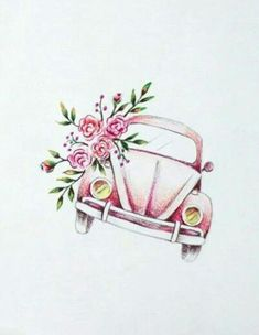 Beautiful volkswagen print - Beautiful volkswagen print You are in the right pla. - Beautiful volkswagen print – Beautiful volkswagen print You are in the right place about car lamb - Beetle Tattoo, Vw Tattoo, Geometric Tatto, Vw Beetles, Cute Drawings, Watercolor Paintings, Sketches, Creative, Illustration