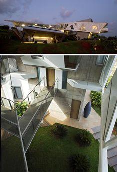 Hill House in Bloom: Pistil Stilts, Steel Stamen & Petal Pools