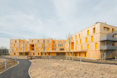 Gallery of Social Housing: 45 Examples in Plan and Section - 28