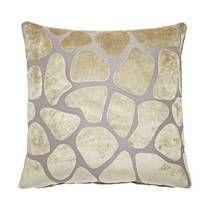 Natural Giraffe Cushion
