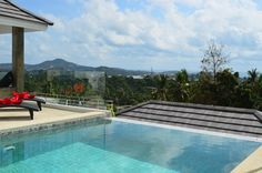 + Weekly and Monthly rental is available, please contact host CHAWENG MODERN VILLA is a contemporary villas and apartments in the heart of Koh Samui. Holiday Lettings, Koh Samui, Contemporary, Modern, Villas, Apartments, Heart, Outdoor Decor, House
