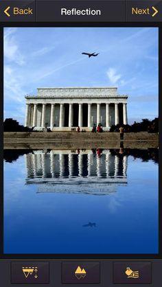 Reflection - Create Beautiful Water Reflection Photography Arts 진짜 리얼 하게 반사되는 효과 반사