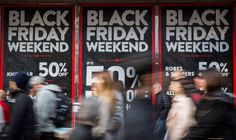 This Black Friday plan ahead and avoid being lured into a shopping frenzy