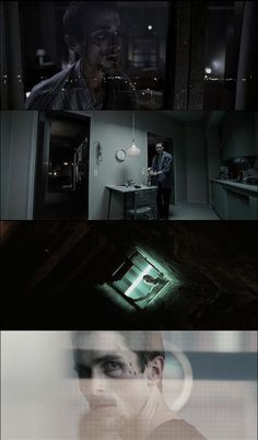 10 Greatest Disturbing Nerve-Racking Movies of All Time. Scenes from the movie The Machinist. Cinematic Photography, Film Photography, Film Composition, Color In Film, Cinematic Lighting, Digital Film, Best Cinematography, Movie Shots, Film Inspiration