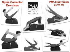 Spine Corrector Exercises