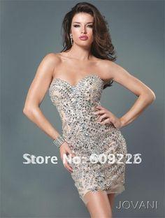 Top Selling Dress ! Mini Strapless Gorgeous Beaded Cocktail Dress 2012 , Prom Short Dress has Beautiful Beadwork Descending on AliExpress.com. $170.00