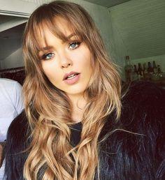 Hair! /Kristina Bazan @kristinabazan Instagram photos | Websta