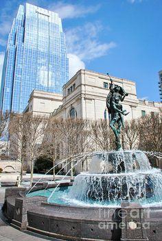 Pamela Williams: Artist Website #nashville #fountain