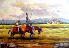 Disseny - Don Quijote
