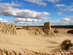 Mungo National Park #Australia