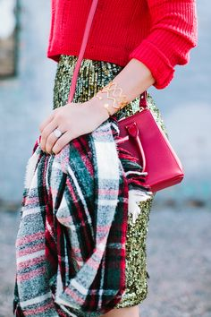 A Little Dash of Darling: Holiday Outfit