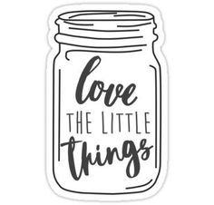 Quote Stickers Ideas enjoy the little things mason jar quote sticker diy Quote Stickers. Here is Quote Stickers Ideas for you. Quote Stickers we were on a break friends quote. Stickers Cool, Preppy Stickers, Tumblr Stickers, Printable Stickers, Laptop Stickers, Planner Stickers, Black And White Stickers, Homemade Stickers, Aesthetic Stickers