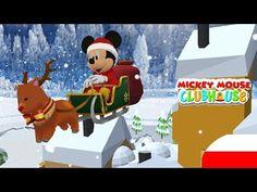 Myszka Miki - Pada Śnieg Kolędy po Polsku dla Dzieci (Remix) Jingle Bells po Polsku - YouTube