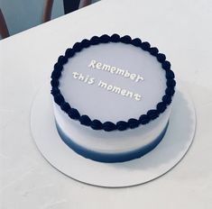 Cute Cakes, Pretty Cakes, Beautiful Cakes, Sweet Cakes, Korean Cake, Yennefer Of Vengerberg, Gateaux Cake, Aesthetic Food, Piece Of Cakes